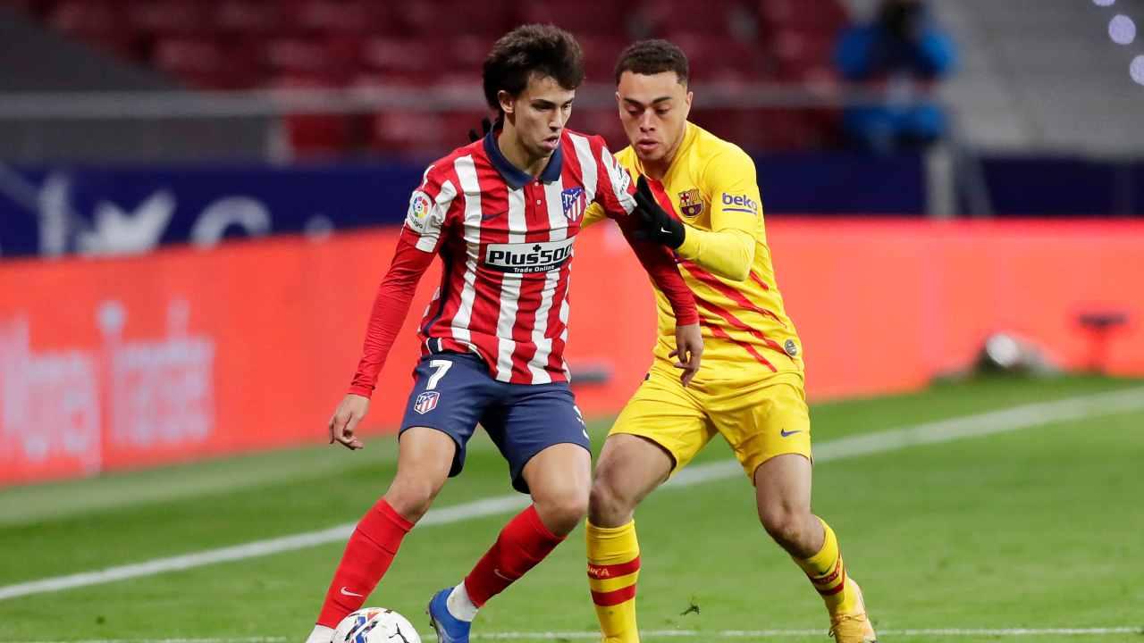 Barcellona Atletico Madrid