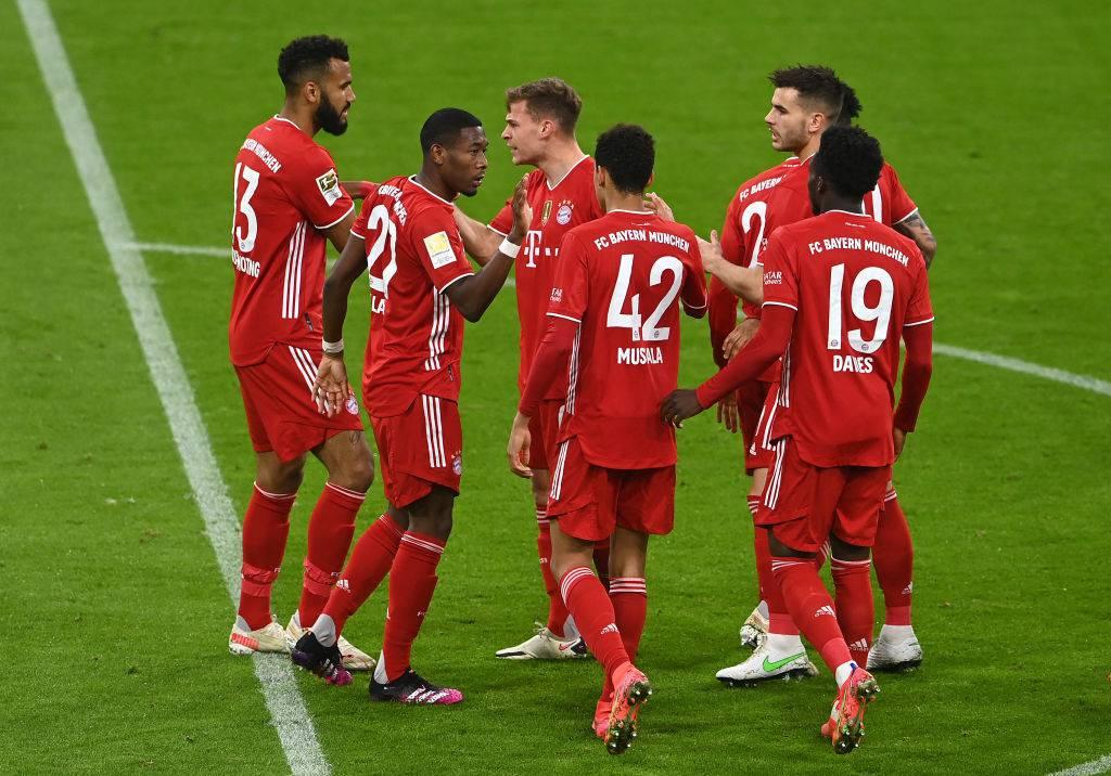 Bayern Monaco campione