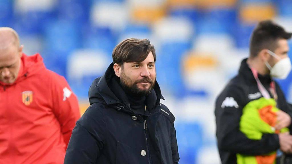 Benevento Cagliari Pasquale Foggia squalificato