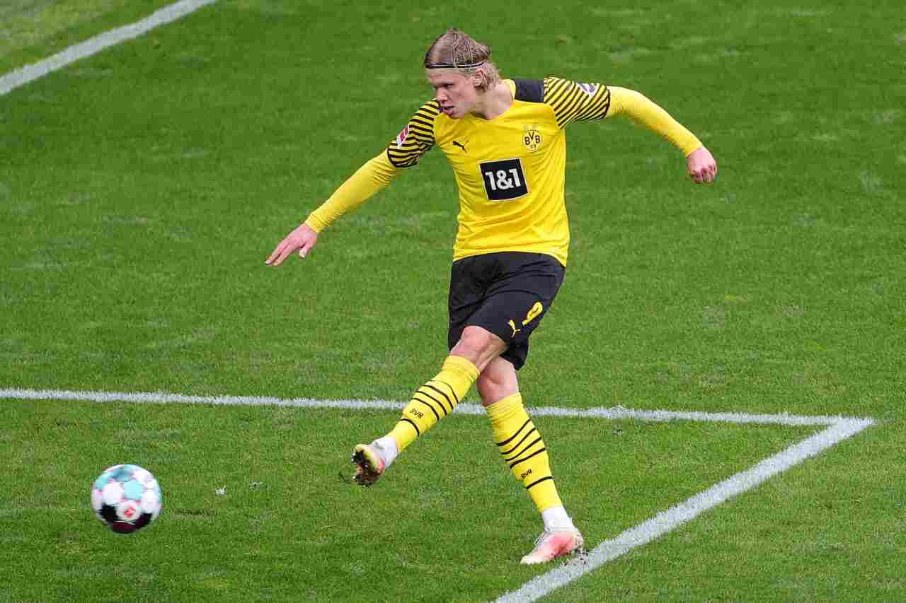Borussia Dortmund Haaland