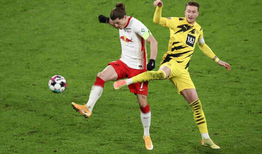 Borussia Dortmund Lipsia