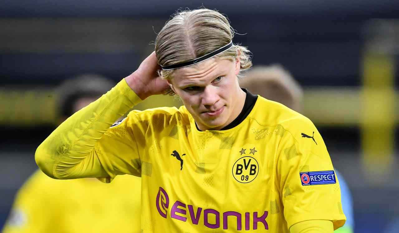 Borussia Dortmund Zorc Haaland