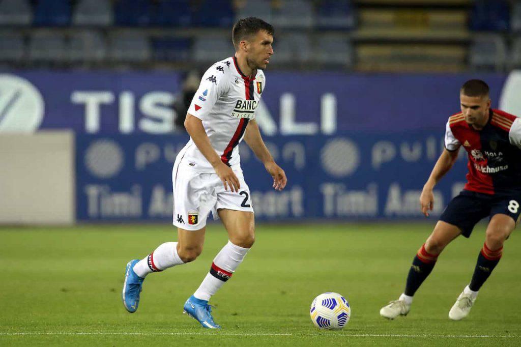 Cagliari Genoa highlights (Getty Images)