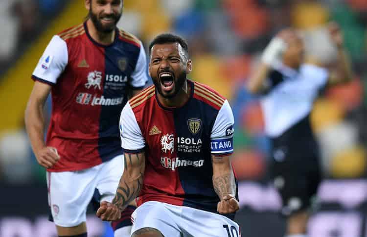 Cagliari Joao Pedro sempre più goleador (Getty Images)