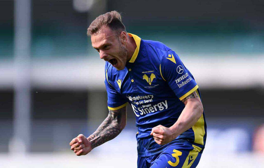 Calciomercato Verona Dimarco conteso da due top club di A (Getty Images)