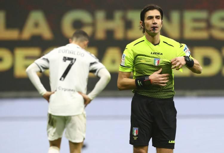 Calvarese Juventus Inter
