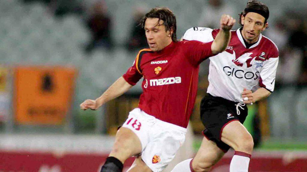 Mourinho Roma Cassano