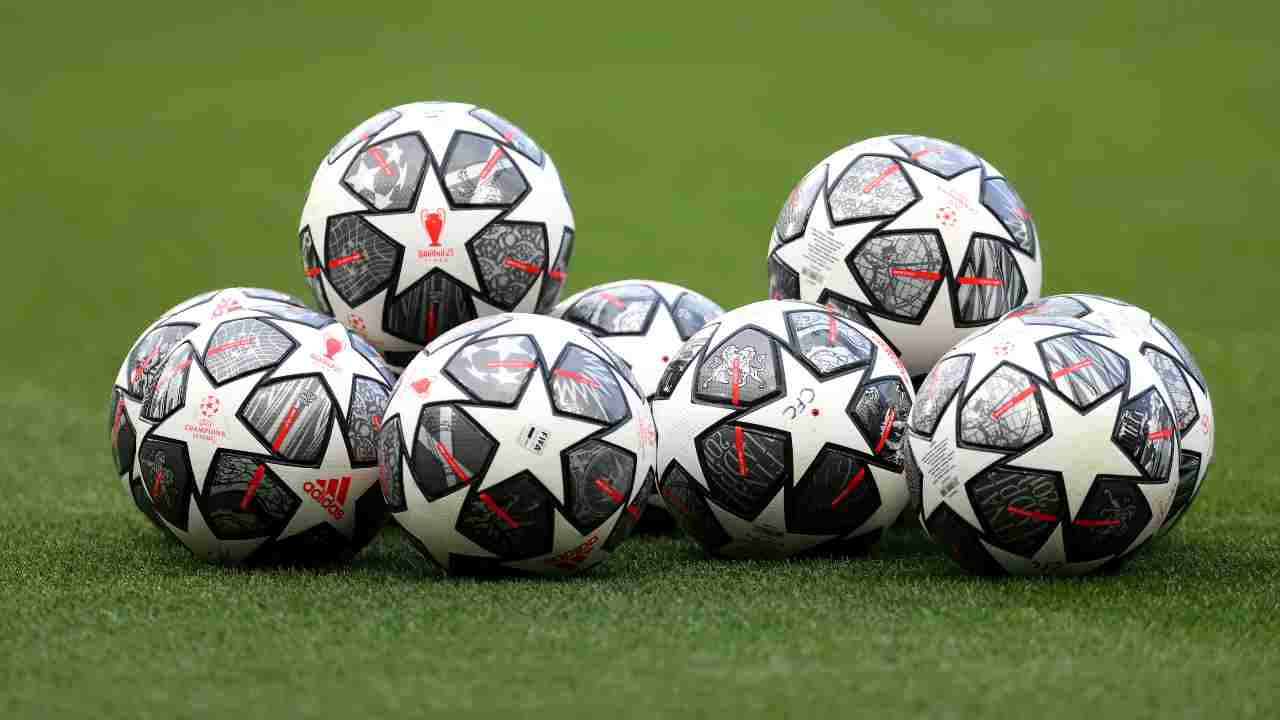 UEFA Gol Trasferta Champions League