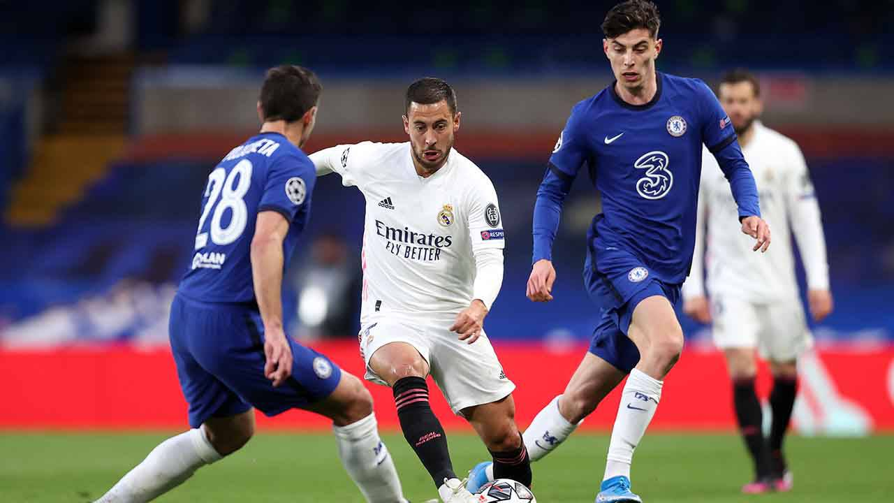 Chelsea Real Madrid Pagelle