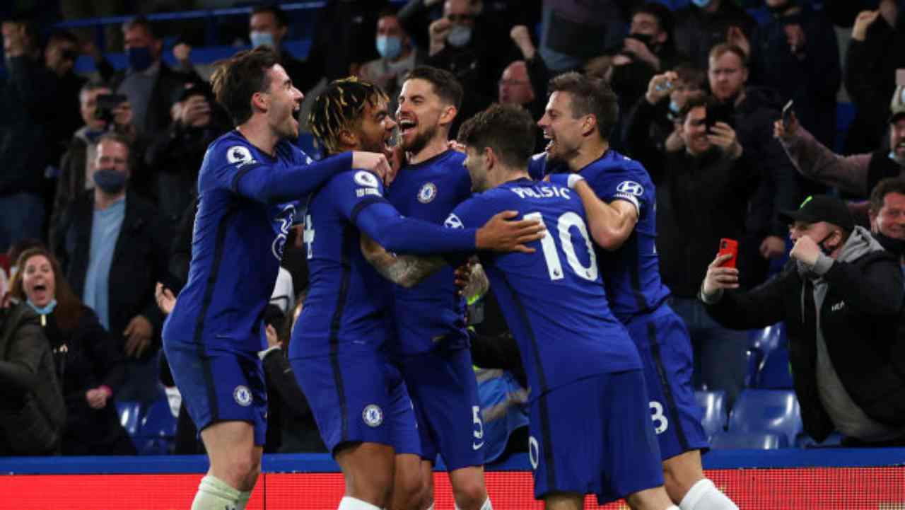 Manchester City-Chelsea dove vederla