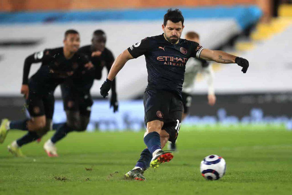City Chelsea Sergio Aguero messaggio (Getty Images)