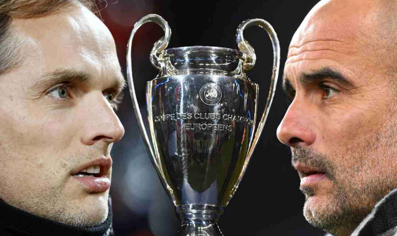 City-Chelsea finale Champions