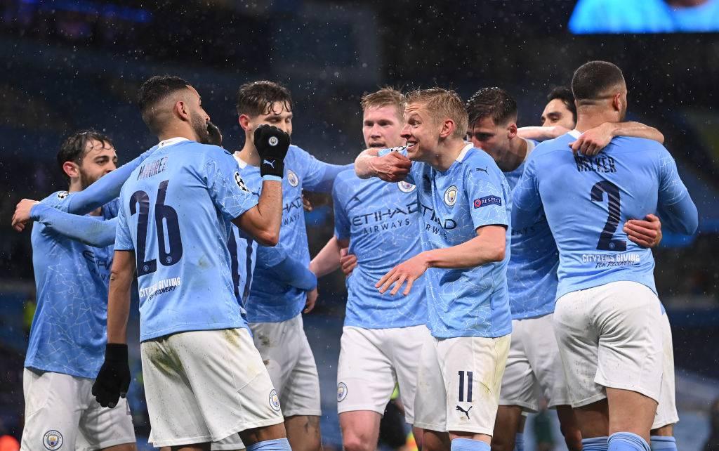 Highlights Manchester City PSG