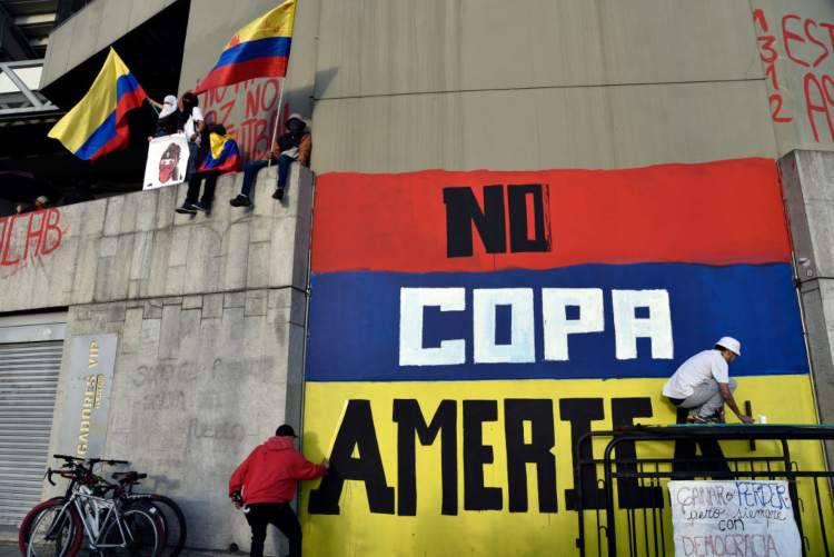 Colombia Copa America