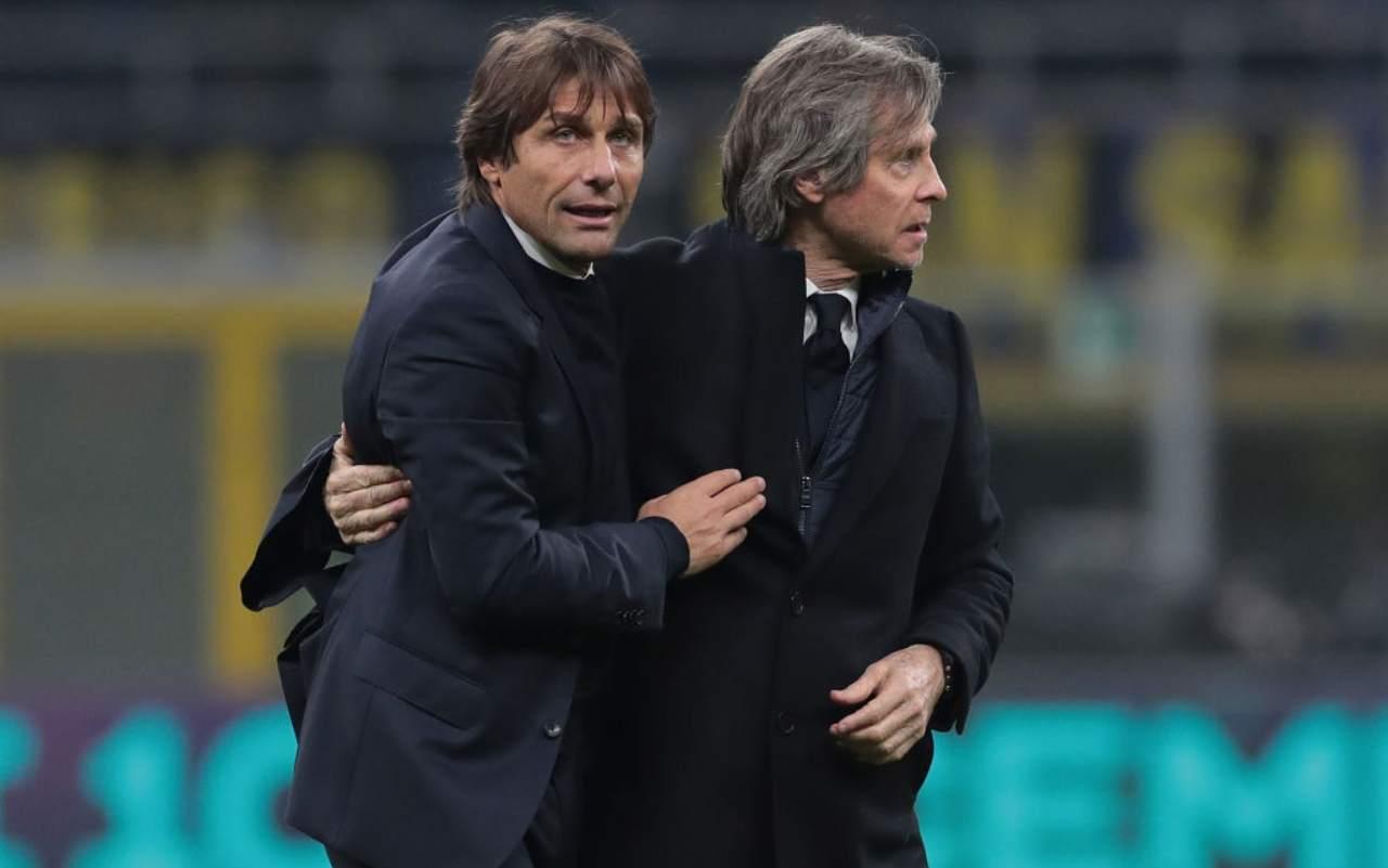 Conte Oriali Inter