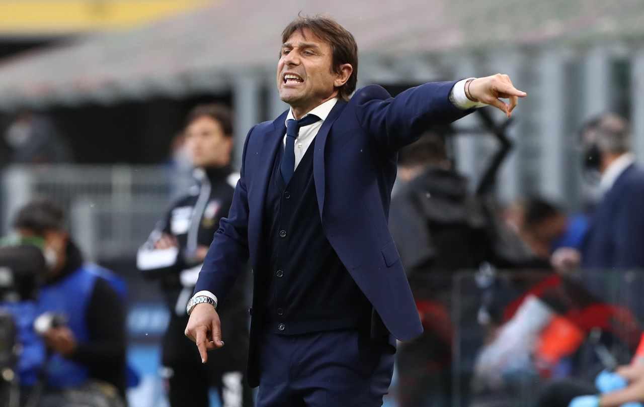 Conte saluta Inter