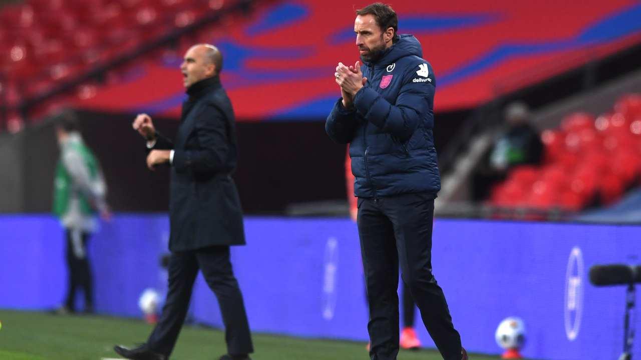 Convocati Inghilterra Euro 2020