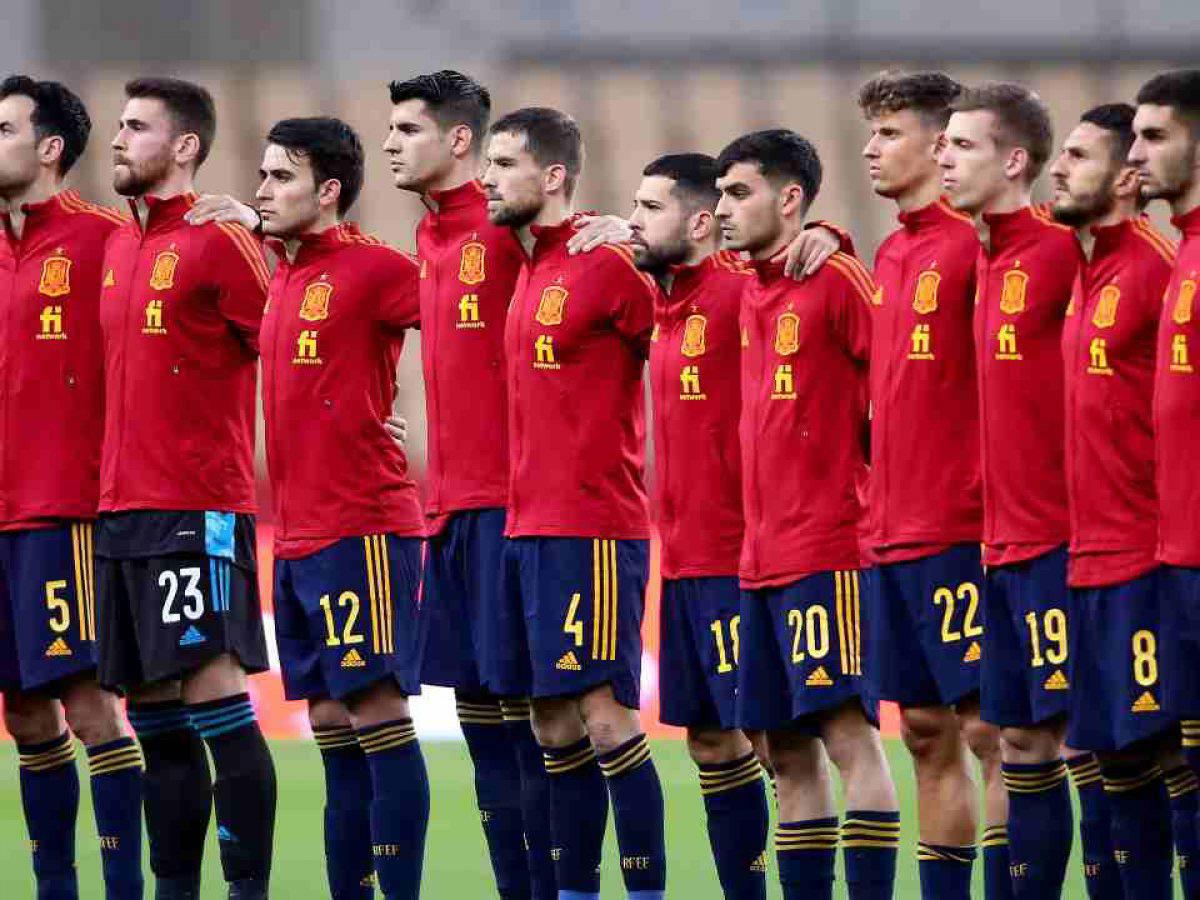 Spagna convocati Euro 2020: l'elenco completo dei giocatori