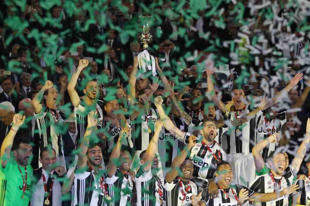 Coppa Italia finale albo d'oro completo (Getty Images)