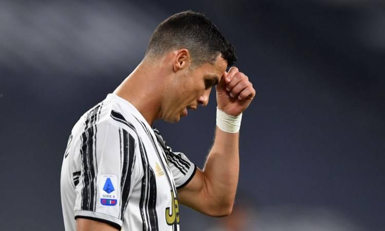 Cristiano Ronaldo incontro Agnelli Elkann