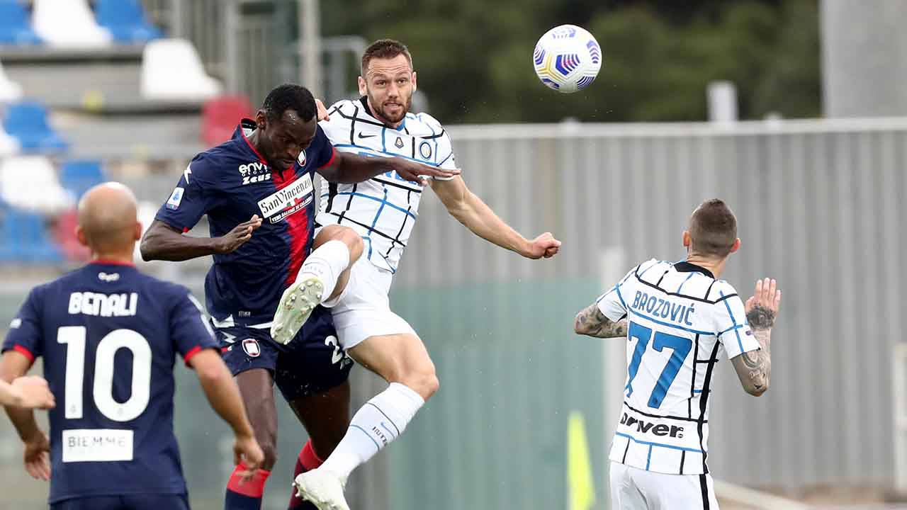 Crotone Inter Pagelle