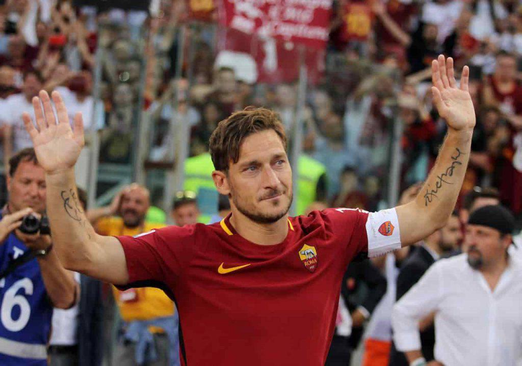 David di Donatello Francesco Totti film premiato (Getty Images)