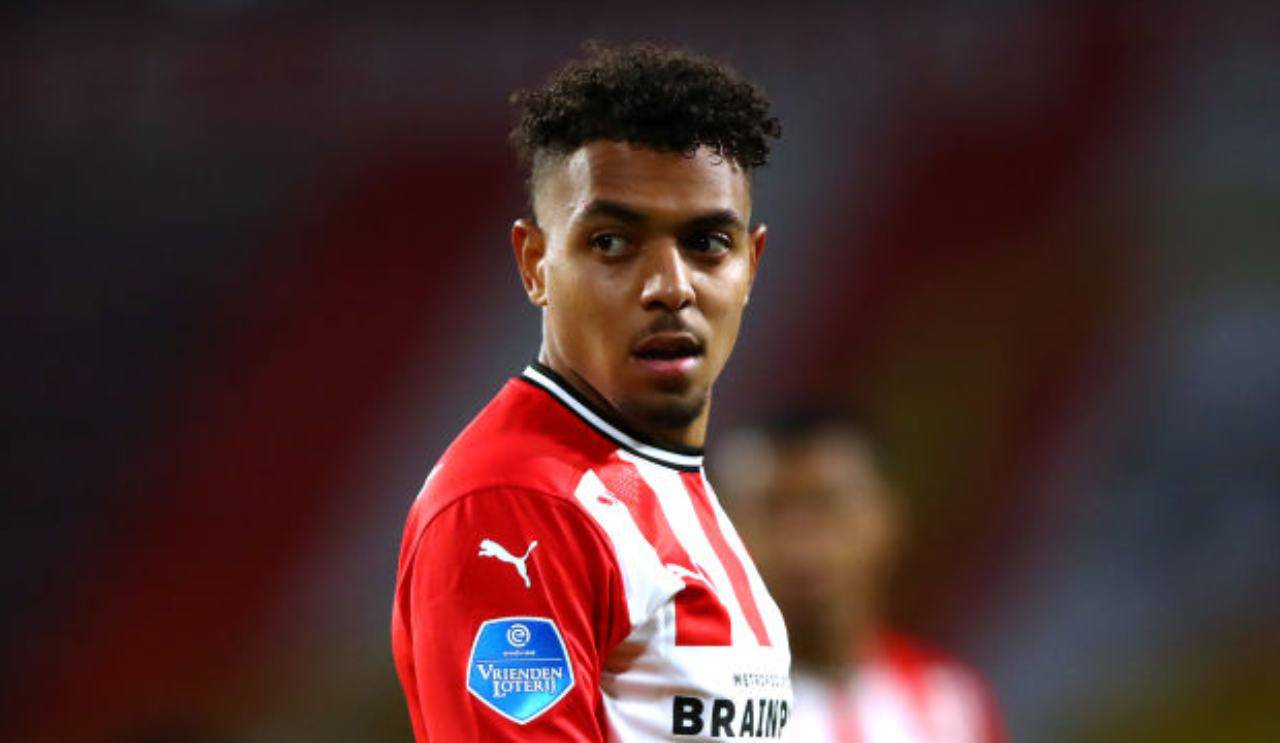 Donyell Malen attaccante PSV