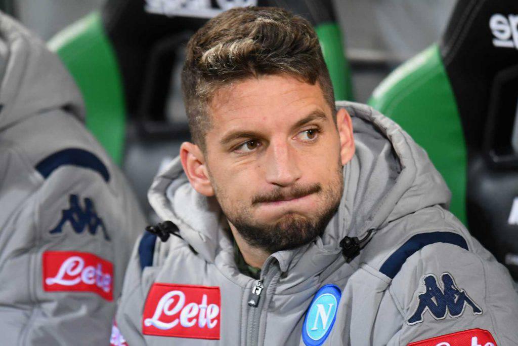 Dries Mertens convocato con l'Udinese