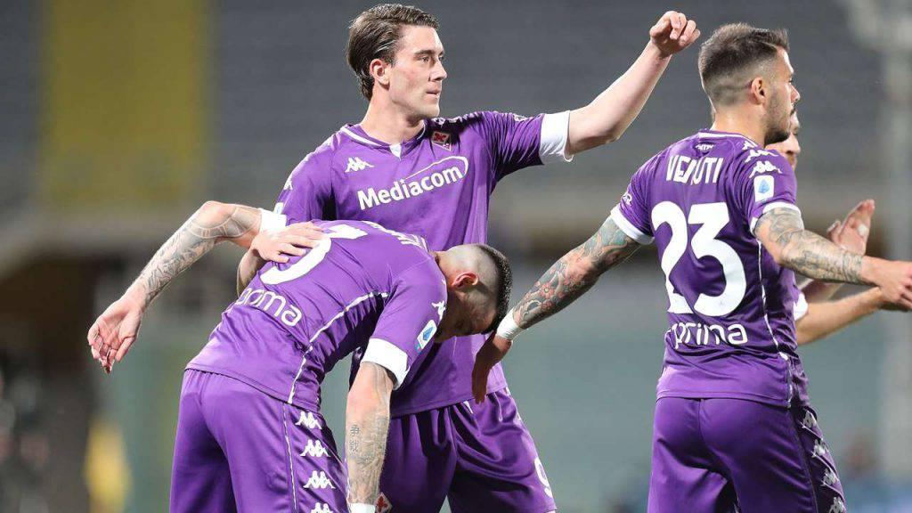 Dusan Vlahovic Fiorentina