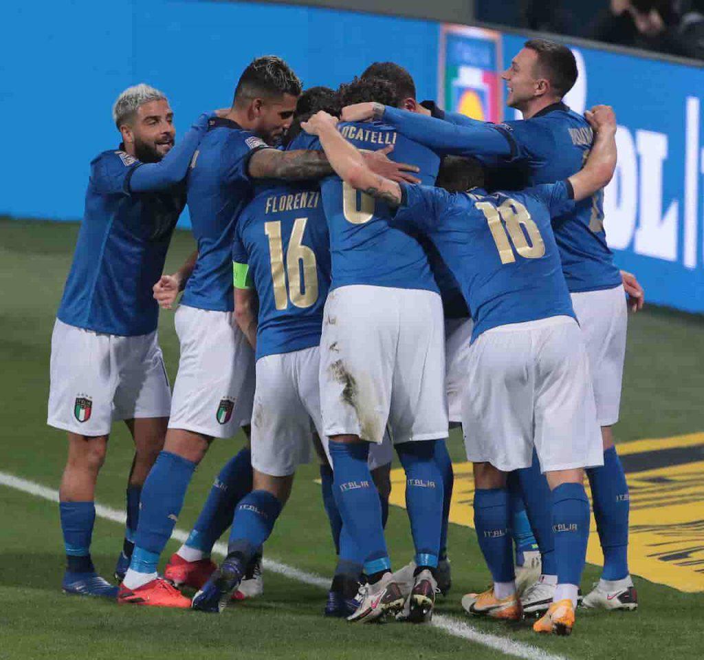 Euro 2020 Armani veste l'Italia (Getty Images)