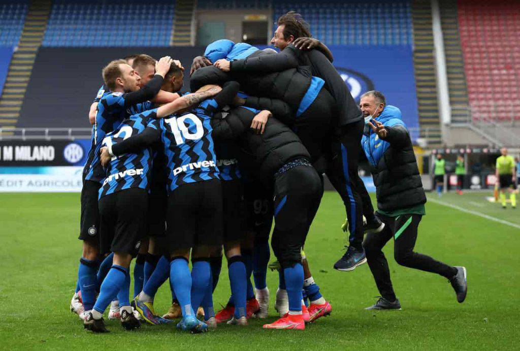 Festa social per trionfo Inter (Getty Images)
