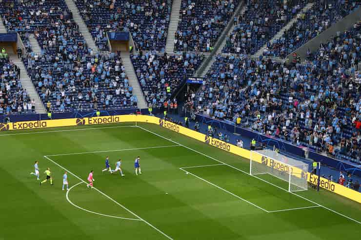 Finale Champions League torna il pubblico (Getty Images)