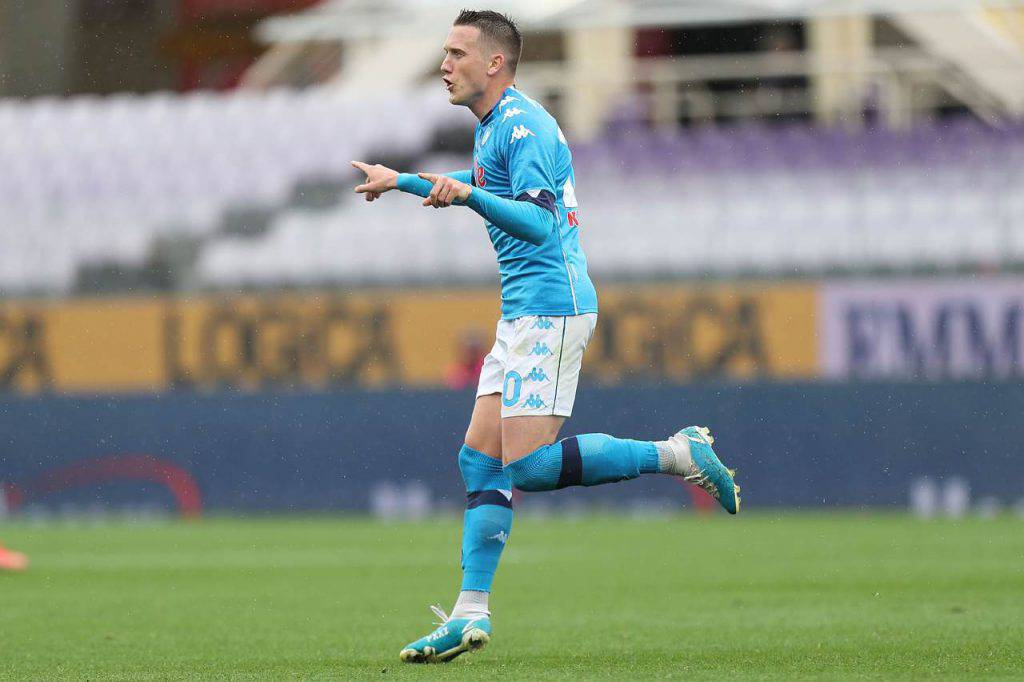 Fiorentina Napoli Highlights