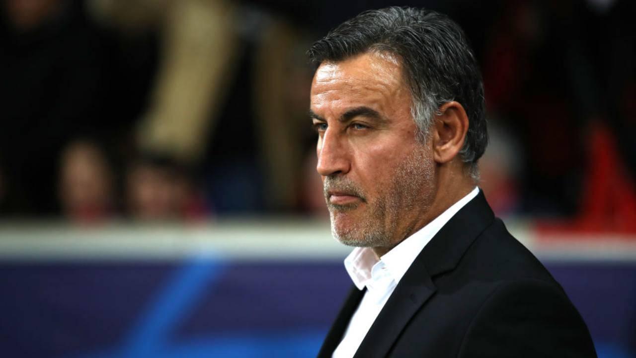 Galtier allenatore Lille