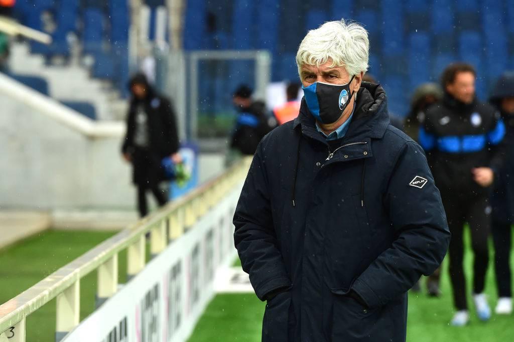 Juventus Atalanta Gasperini