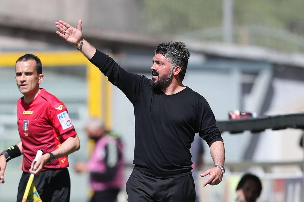 Gattuso Fiorentina