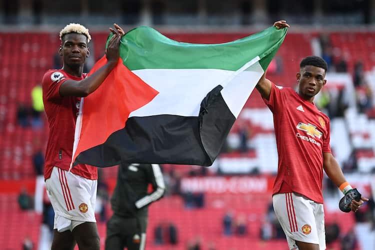 Gesto solidale di Pogba (Getty Images)