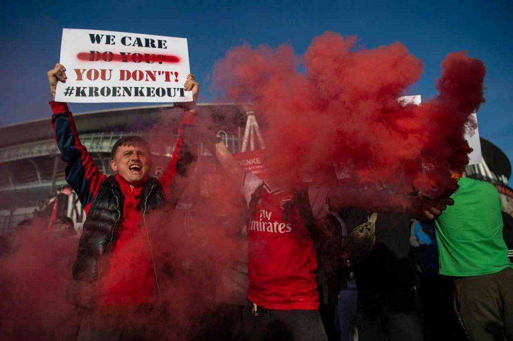 Tifosi Arsenal