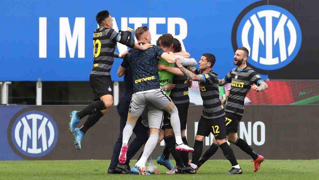 Scudetto Inter cifre