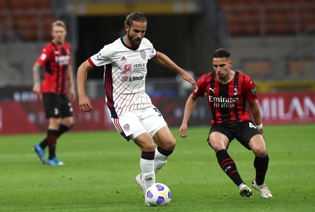 Highlights Milan Cagliari