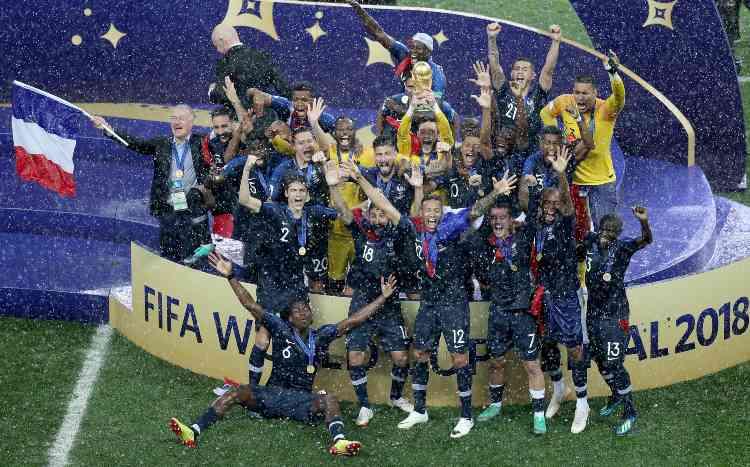 Mondiali Francia