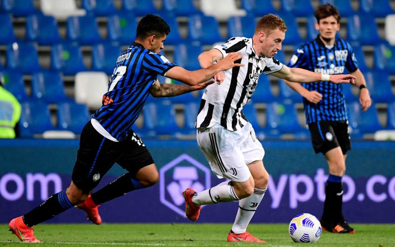 Atalanta Juventus Highlights