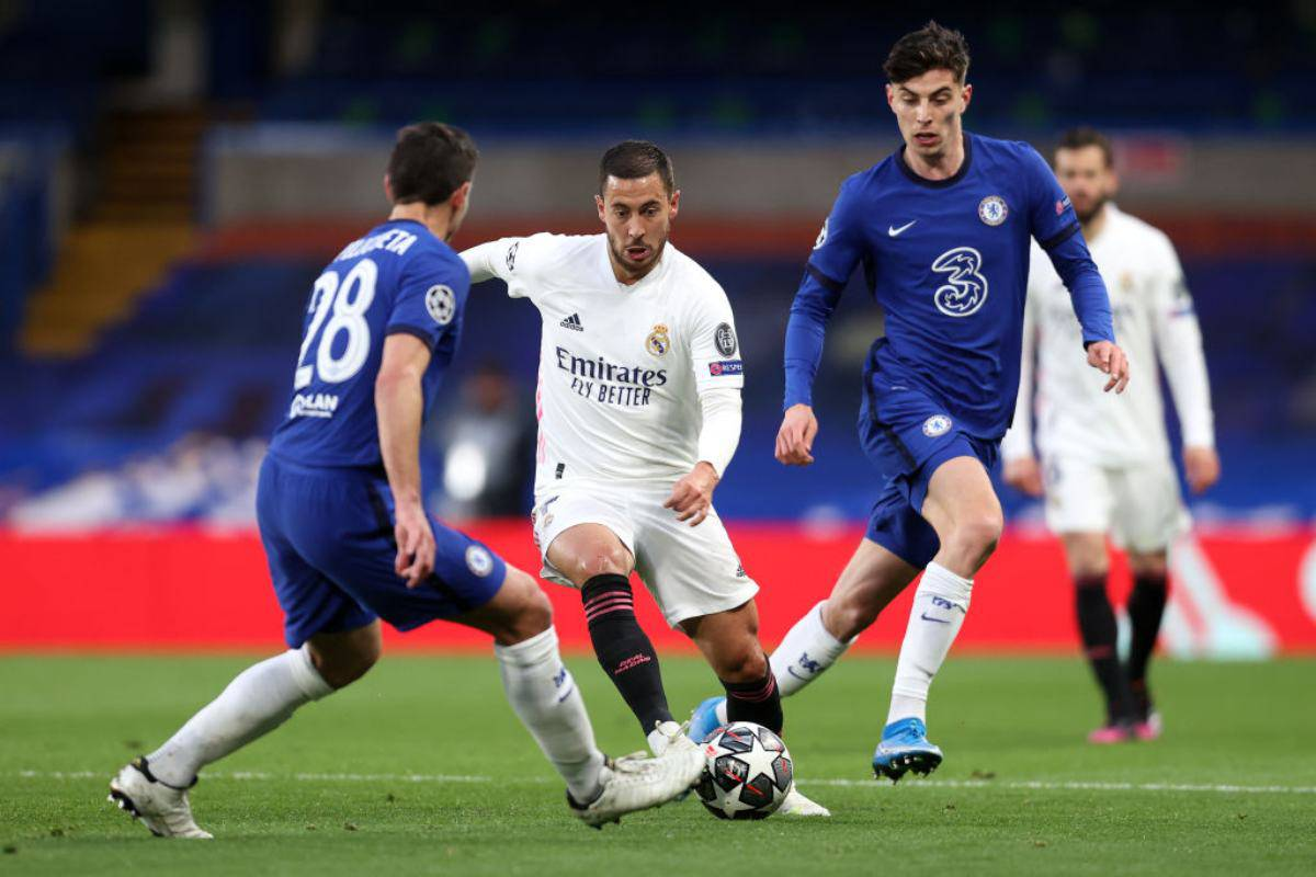 Highlights Chelsea Real Madrid