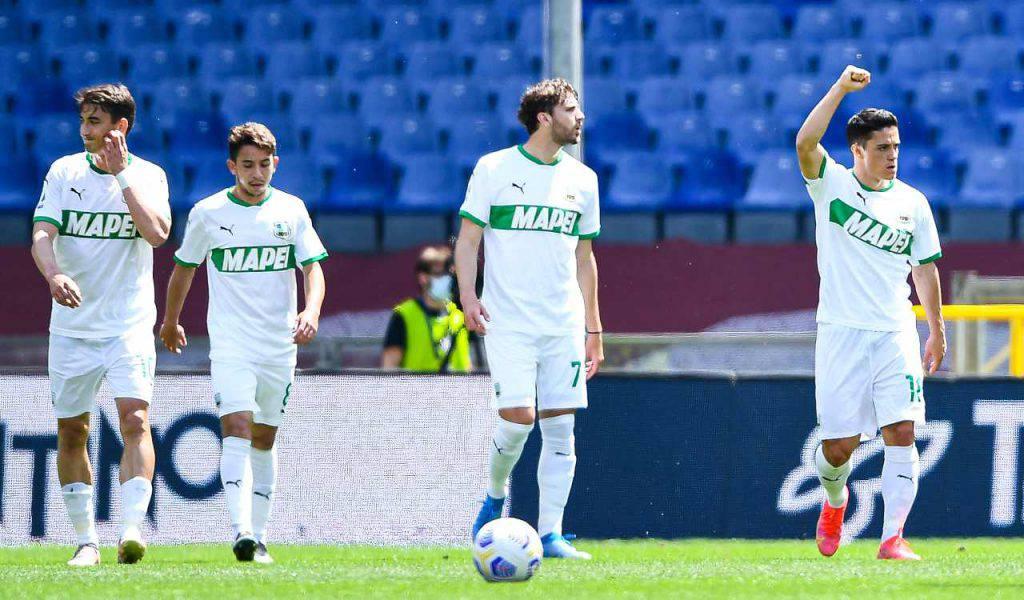 Highlights Genoa Sassuolo