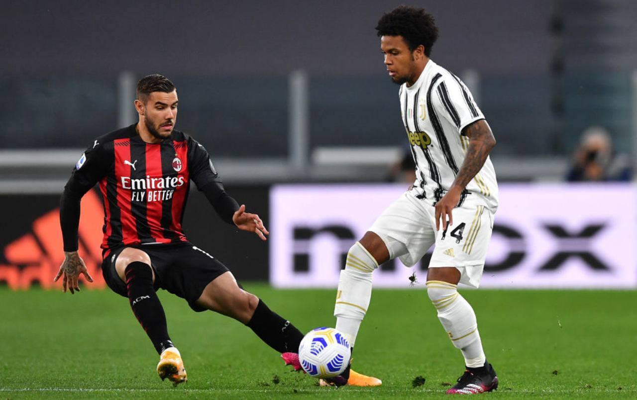 Highlights Juventus Milan