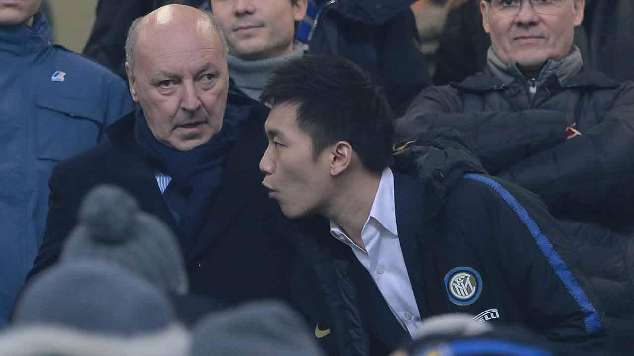 Inter Marotta Zhang