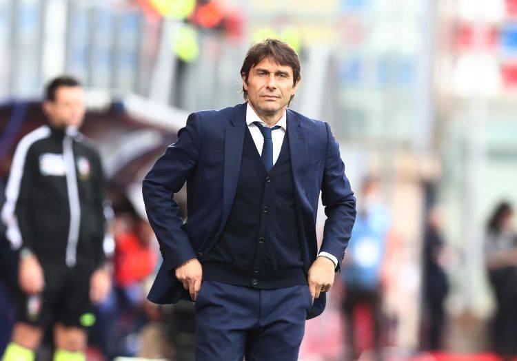 Inter Conte panchina