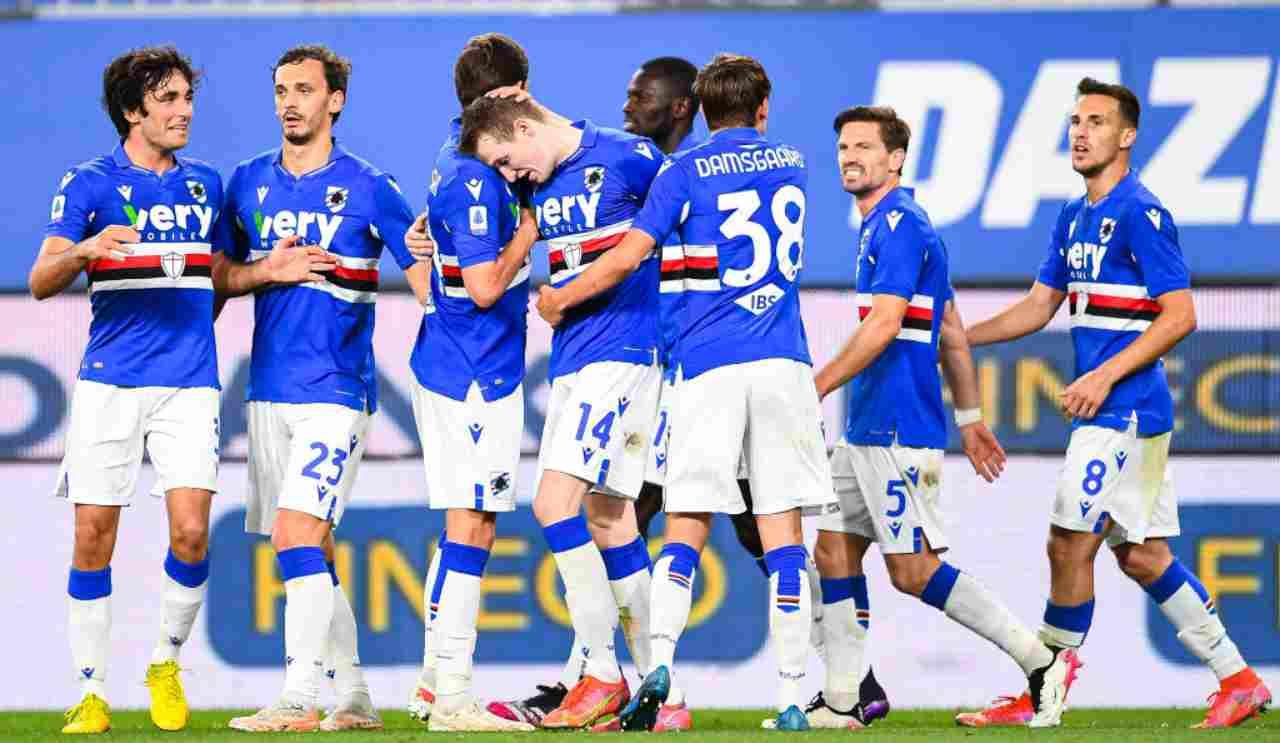 Inter-Sampdoria dove vederla