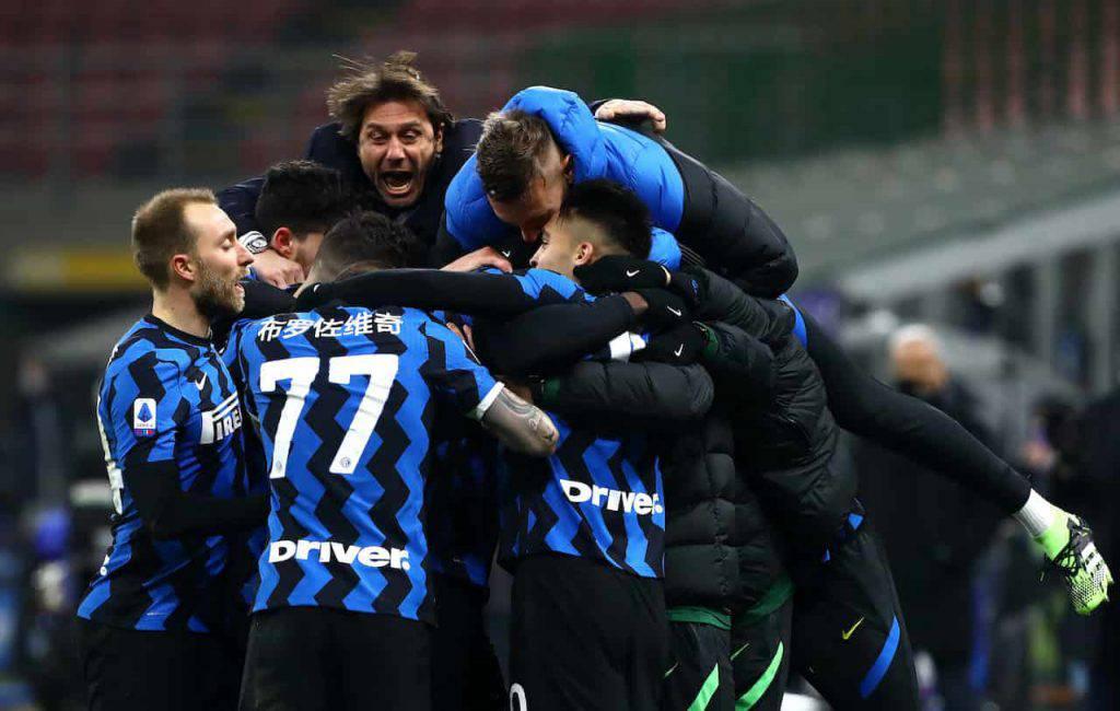 Inter campione d'Italia festa social (Getty Images)
