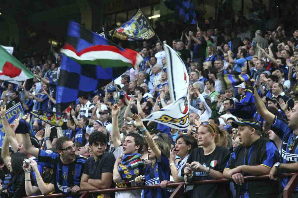 Inter oggi comunicato Curva Nord festa Scudetto (Getty Images)